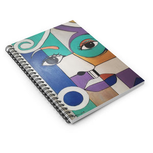 Lady Blu Notebook