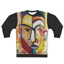Load image into Gallery viewer, He's  the Man AOP Unisex Sweatshirt