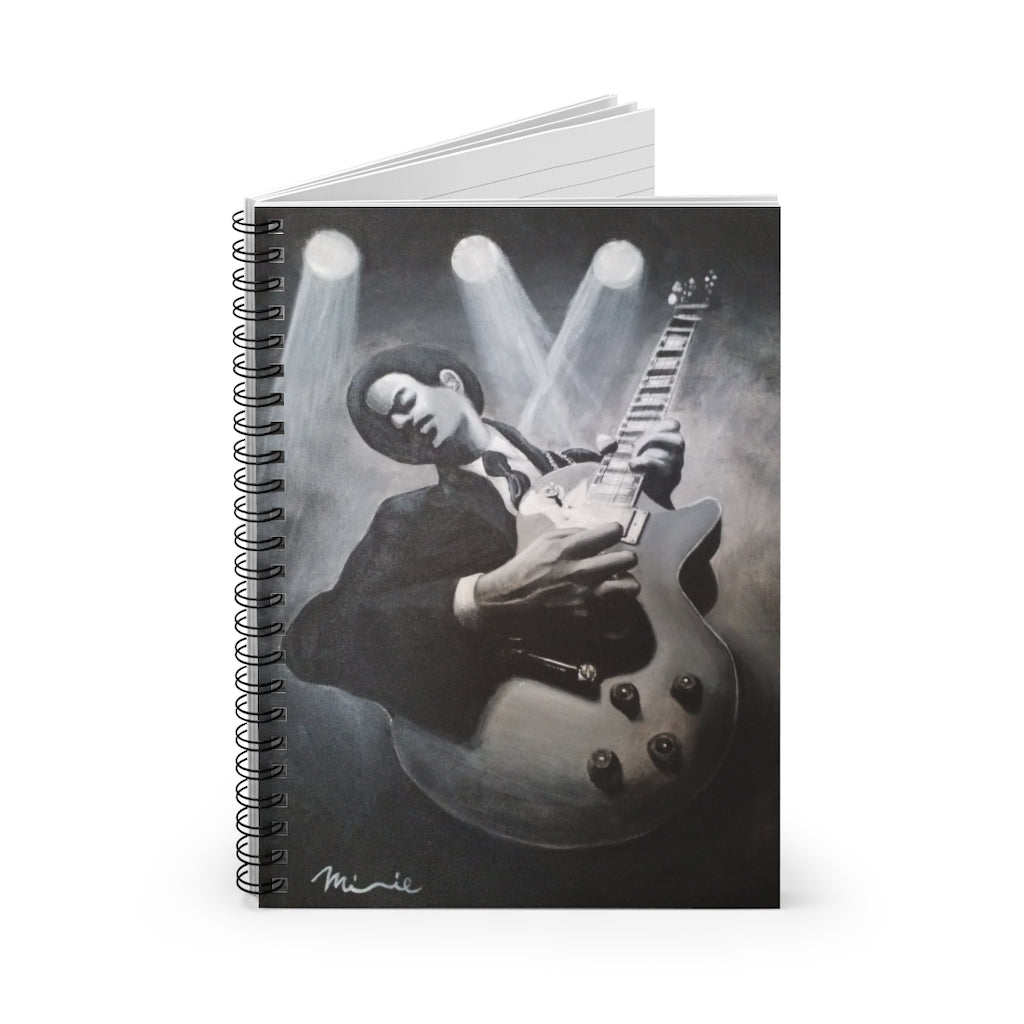 Guitar Man Notebook