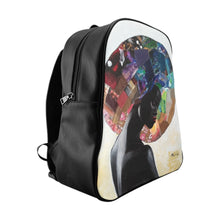 Load image into Gallery viewer, Black Beauty Backpack