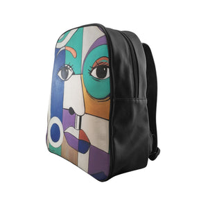 Lady Blu Backpack