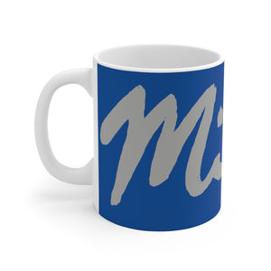Minnie's Signature Blue Mug