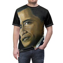 Load image into Gallery viewer, Obama Mr. President Unisex AOP Cut & Sew Tee