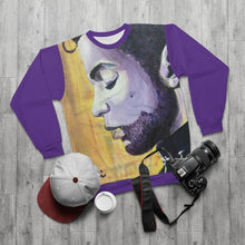 Load image into Gallery viewer, Prince AOP Unisex Sweatshirt