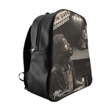Load image into Gallery viewer, Marvin Gaye Backpack