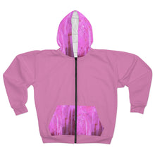 Load image into Gallery viewer, Jilly from Philly AOP Unisex Zip Hoodie