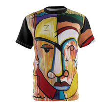Load image into Gallery viewer, He's the Man Unisex AOP Cut & Sew Tee