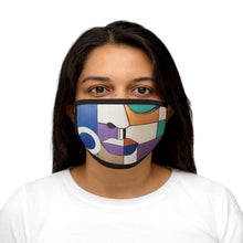 Load image into Gallery viewer, Face Mixed-Fabric Face Mask