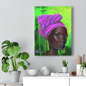 Pink and green art, aka art, aka sorority art