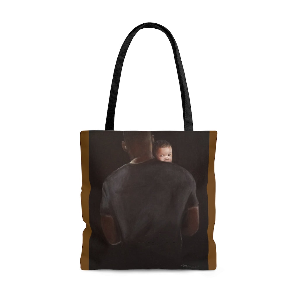 Daddy Protector Tote Bag