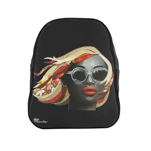 Diva Black Backpack