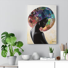 Load image into Gallery viewer, Black Beauty Canvas