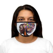 Load image into Gallery viewer, Bstract mask,  abstract mask, woman face maSkk