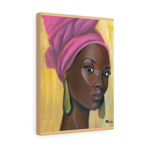 Beauty In Pink Canvas