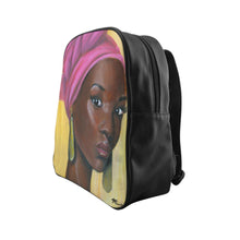 Load image into Gallery viewer, Beauty In Pink Backpack