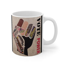 Load image into Gallery viewer, Vote Power Mug