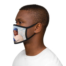 Load image into Gallery viewer, Jackie Robinson #42  Mixed-Fabric Face Mask