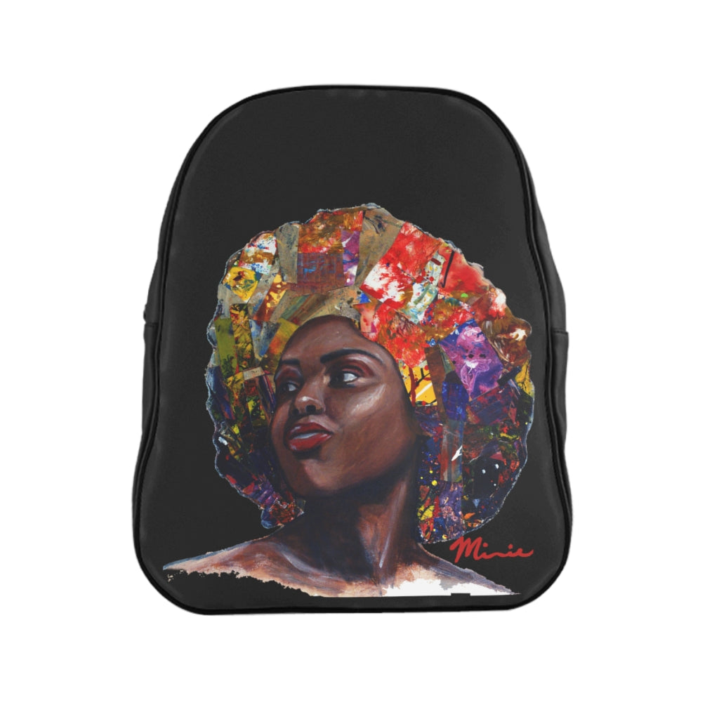 Hair 1 Backpack