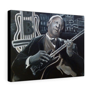 B.B. King Canvas