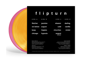 FLIPTURN (Double Vinyl Record)