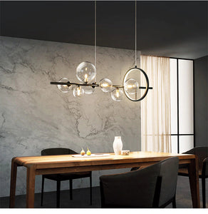Crown Atlas - Glass Ceiling Light - LightStyl