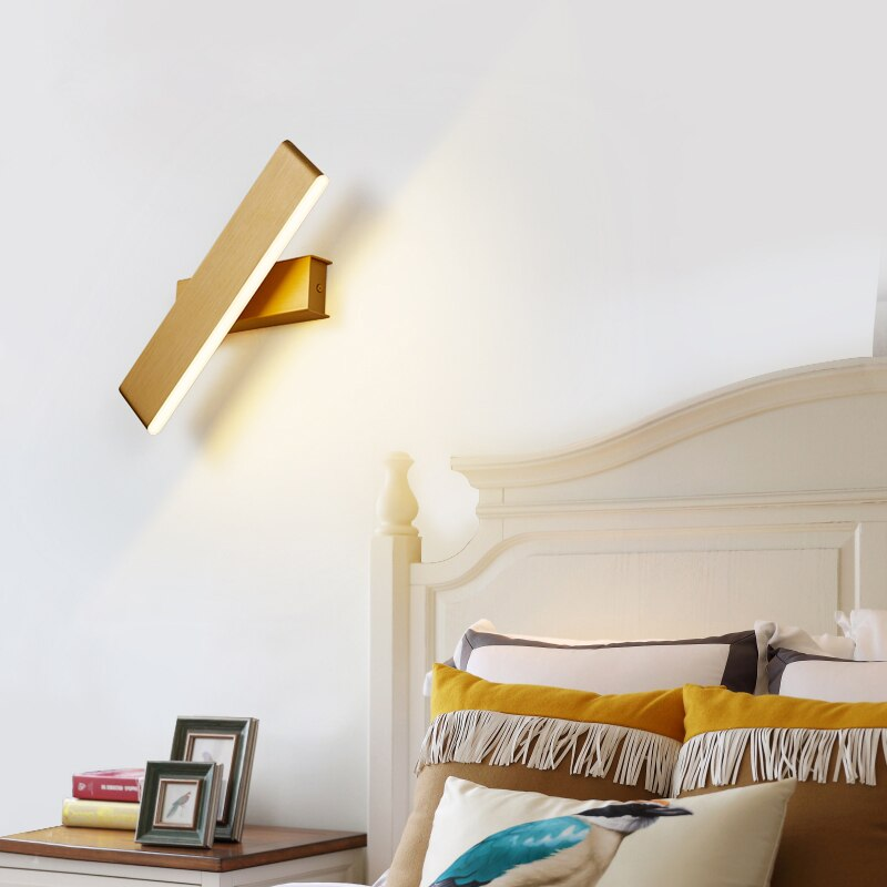 The Kaiten Pivot - Wall Light - LightStyl