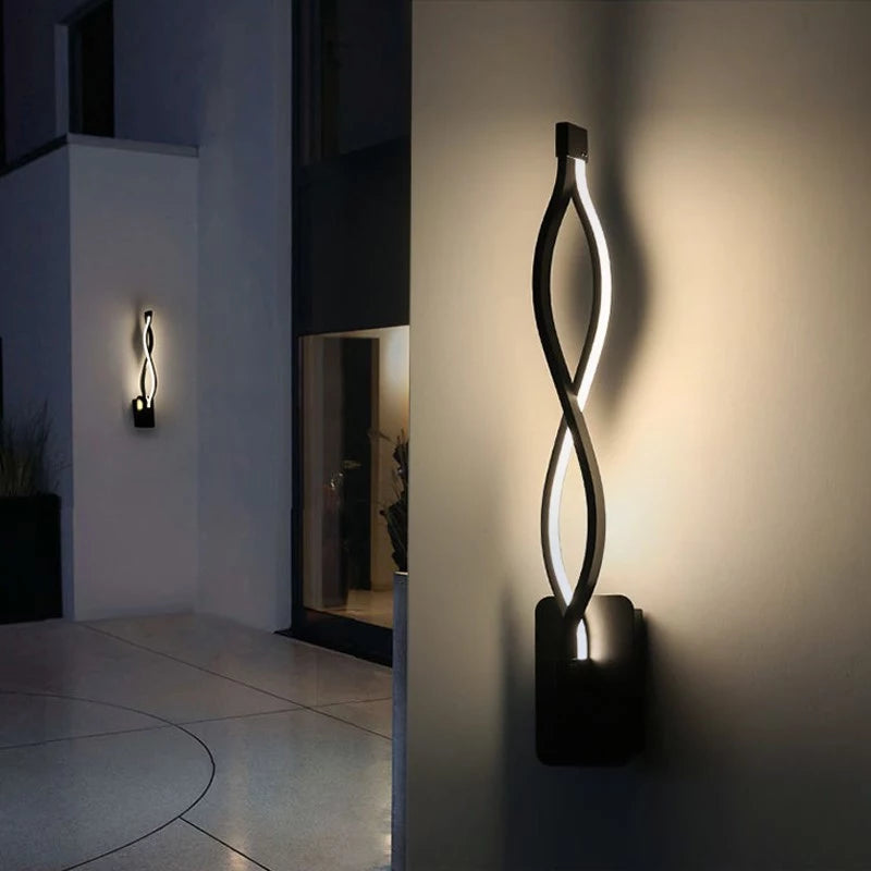 Helix Light - LED Sconce - LightStyl