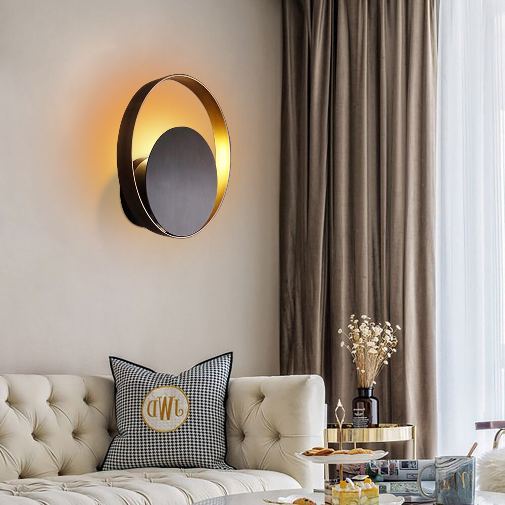 Prime Eclipse - Wall Sconce - LightStyl