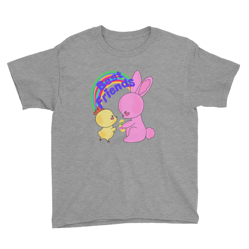 BEST FRIENDS short sleeve t-shirt