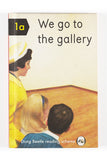 We go to the gallery 1a