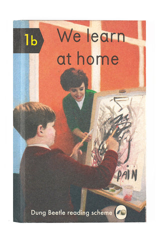 We learn at home 1b - Artists edition