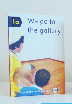 We go to the gallery book 1a- commercial edition