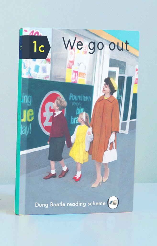 We go out book 1c- commercial edition