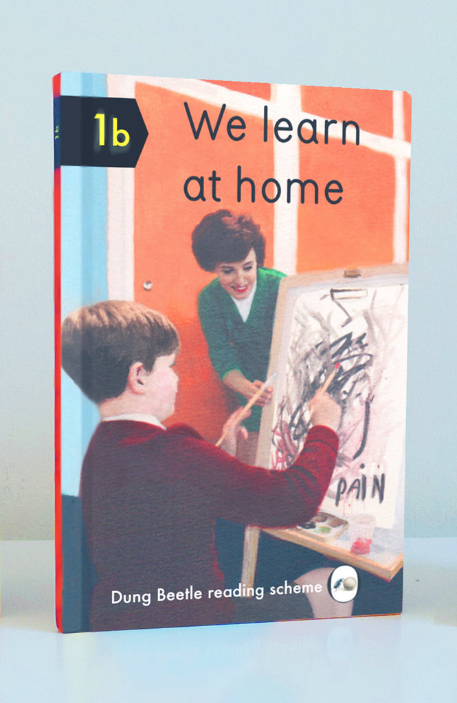 We learn at home 1b- commercial edition