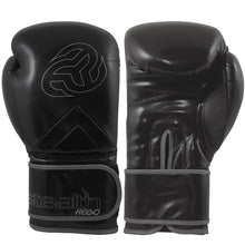 Load image into Gallery viewer, Reevo Stealth Youth Boxing Gloves
