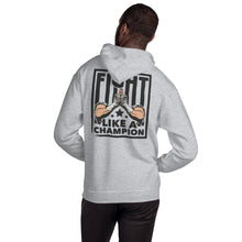 Load image into Gallery viewer, Fight Like a Champion Unisex Hoodie
