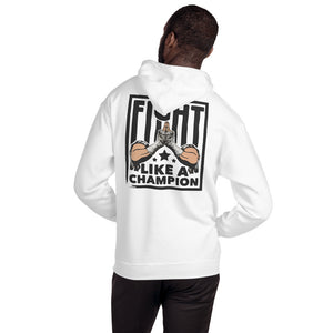 Fight Like a Champion Unisex Hoodie
