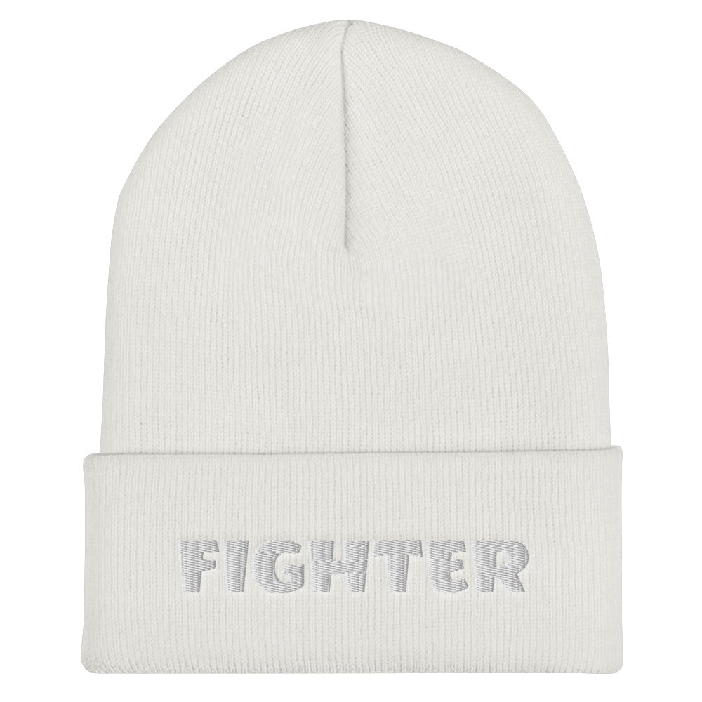 Fighter Cuffed Beanie
