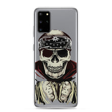Load image into Gallery viewer, Fighting Skull Samsung Case