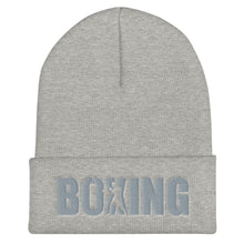 Load image into Gallery viewer, Boxing Cuffed Beanie