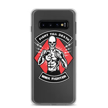 Load image into Gallery viewer, Fight Till Death Samsung Case