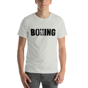 Boxing Design Short-Sleeve Unisex T-Shirt