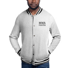Load image into Gallery viewer, MMA Fighter Embroidered Champion Bomber Jacket