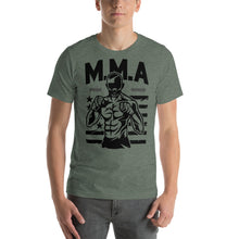 Load image into Gallery viewer, M.M.A Pride Honor Front Short-Sleeve Unisex T-Shirt