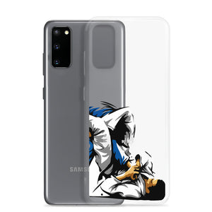 Triangle Choke Samsung Case