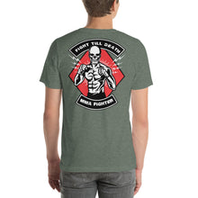 Load image into Gallery viewer, Fight Till Death Short-Sleeve Unisex T-Shirt