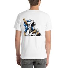 Load image into Gallery viewer, Triangle Choke Short-Sleeve Unisex T-Shirt
