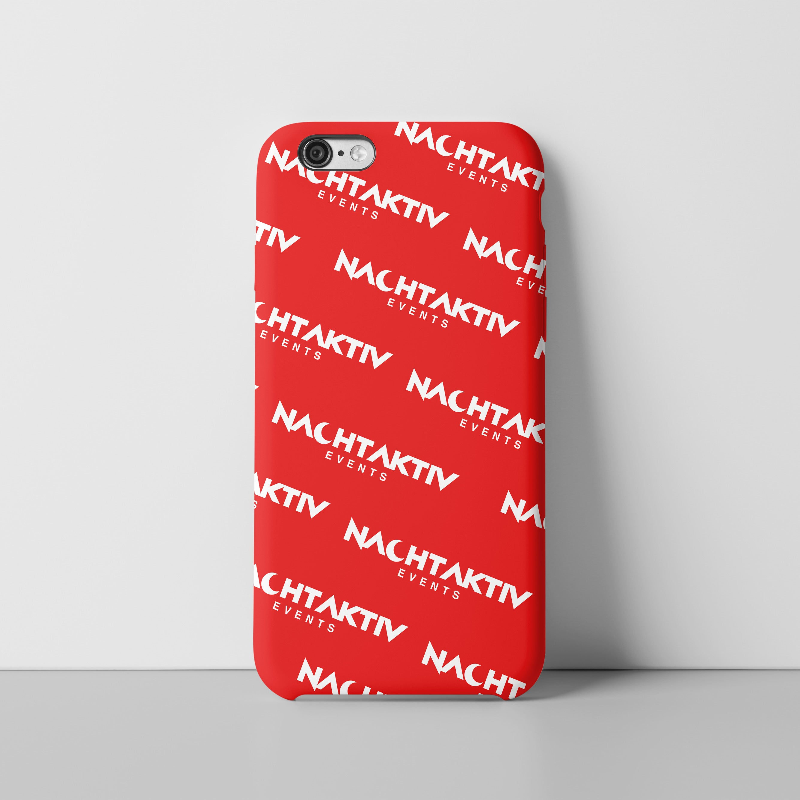 "Nachtaktiv Case ""DRIP"" I RED EDITION (limited)"