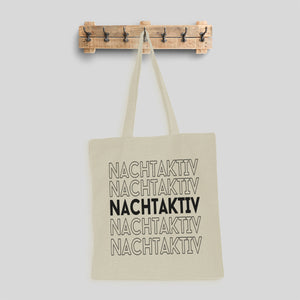 NACHTAKTIV SHOPPING BAG I SPEED KÄUFER