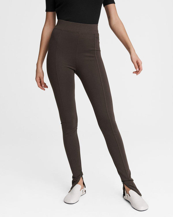 Sunday Legging in Dark Shadow by Rag and Bone